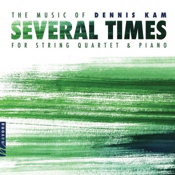 Cover Dennis Kam: Several Times