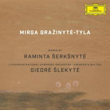 Cover Works by Raminta Šerkšnytė