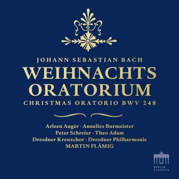 Cover Bach: Christmas Oratorio, BWV 248 (2019 Remaster)