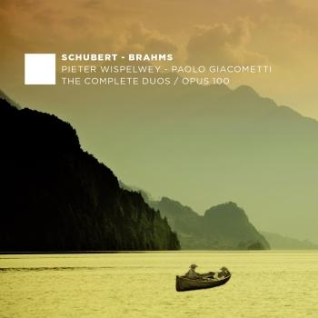 Cover F. Schubert, J. Brahms: The Complete Duos - Opus 100