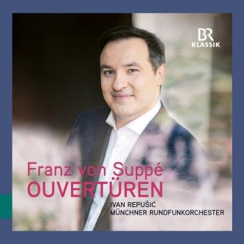 Cover Suppé: Overtures
