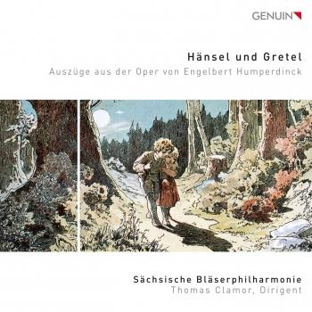 Cover Humperdinck: Hänsel und Gretel (Excerpts Arr. S. Goldhammer)