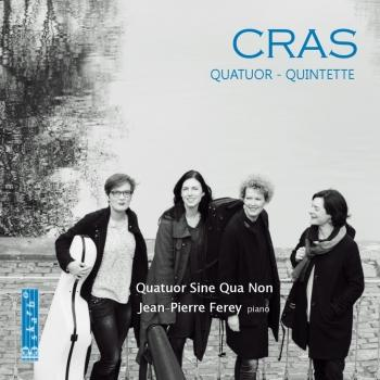 Cover Cras: Piano Quintet & String Quartet