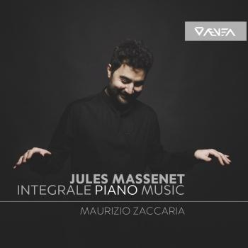 Cover Massenet: Piano Works