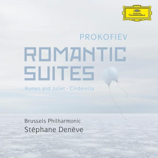 Cover Prokofiev: Romantic Suites