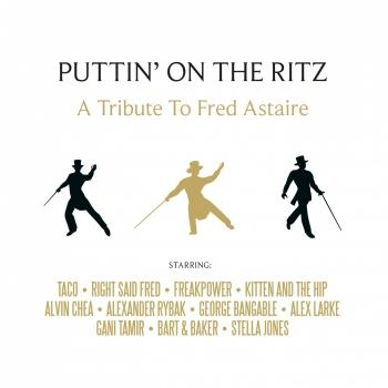 Cover Puttin' on the Ritz - A Tribute to Fred Astaire
