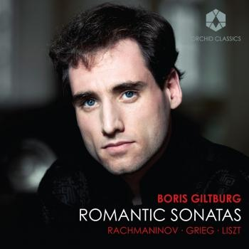 Cover Rachmaninov, Grieg and Liszt Romantic Sonatas
