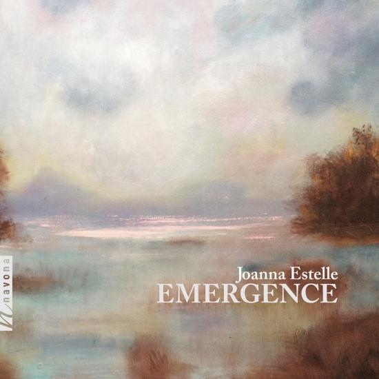 Cover Joanna Estelle: Emergence