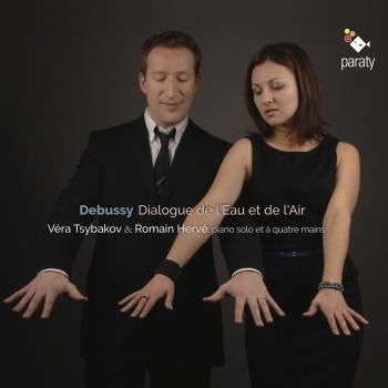 Cover Debussy: Dialogue de l'eau et de l'air
