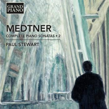 Cover Medtner: Complete Piano Sonatas, Vol. 2