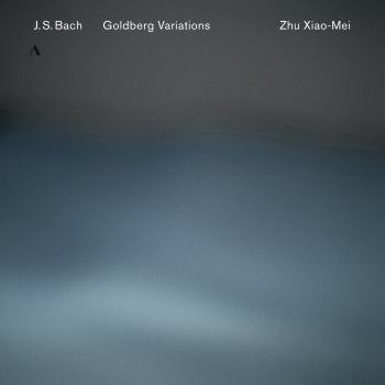 Cover J. S. Bach: Goldberg Variations, BWV 988