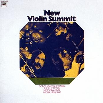 Cover New Violin Summit (Remastered)
