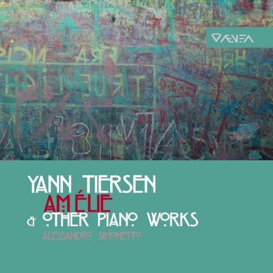 Cover Yann Tiersen: Amélie & Other Piano Works