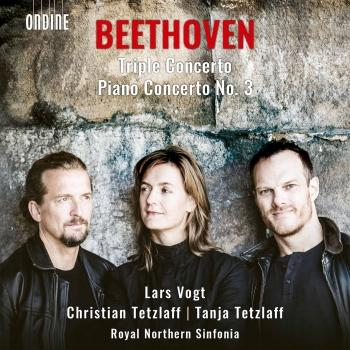 Cover Beethoven: Triple Concerto & Piano Concerto No. 3