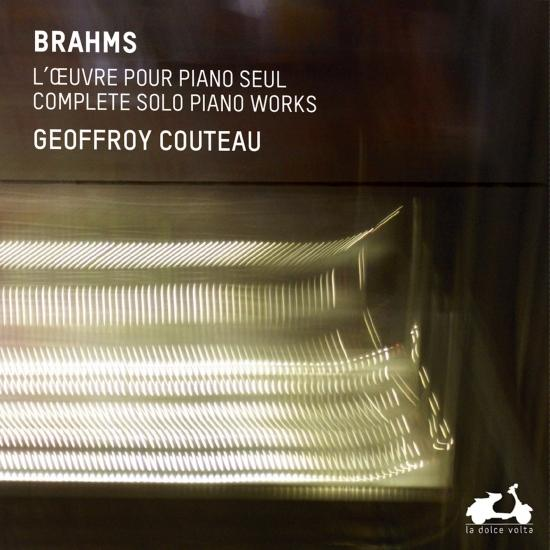 Cover Brahms: The Complete Solo Piano Works