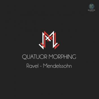 Cover Ravel & Mendelssohn