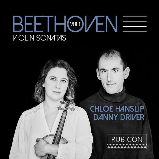 Cover Beethoven: Violin Sonatas, Vol. 1