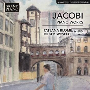 Cover Jacobi: Piano Works