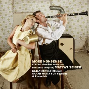 Cover Mátyás Seiber: More Nonsense