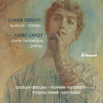 Cover Debussy & Caplet: Chamber Works