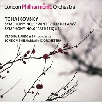 Cover Tchaikovsky, P.I. Symphonies Nos. 1, Winter Daydreams and 6, Pathetique