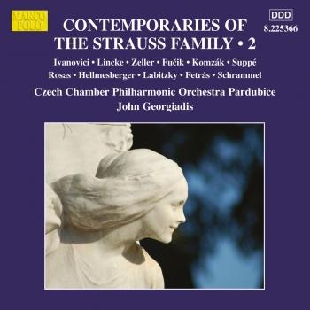 Cover Contemporaries of the Strauss Family, Vol. 2