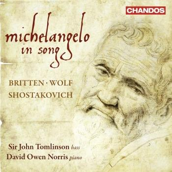 John Tomlinson - Michelangelo in Song
