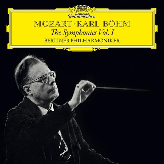 Cover Mozart: The Symphonies Vol. I (Remastered)