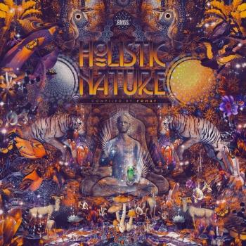 Cover Holistic Nature (Compiled by Fohat)
