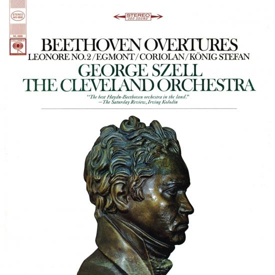 Cover Szell Conducts Beethoven Overtures (Remastered)