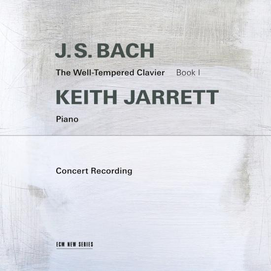 Cover J.S. Bach: The Well-Tempered Clavier, Book I (Live in Troy, NY / 1987) (Remastered)