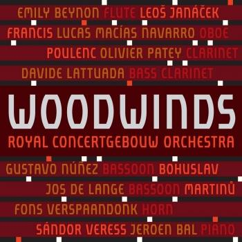 Cover Woodwinds