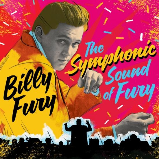 Cover The Symphonic Sound Of Fury