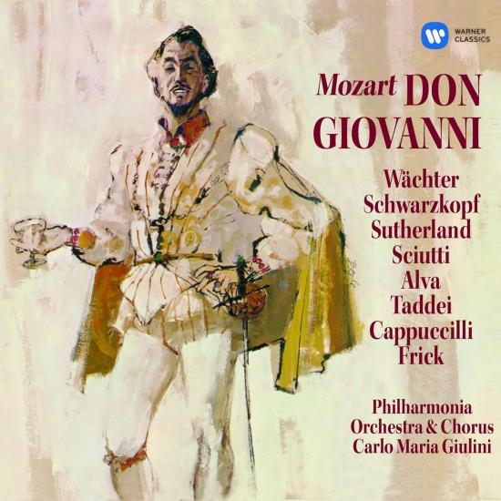 Cover Mozart: Don Giovanni (Remastered)