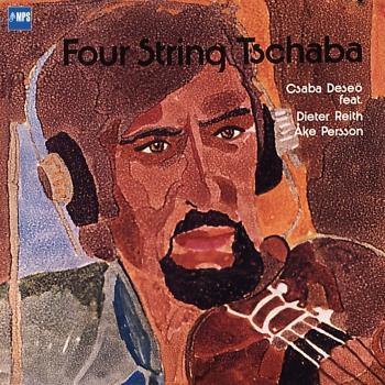 Cover Four String Tschaba