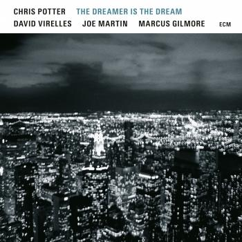 Cover The Dreamer Is the Dream