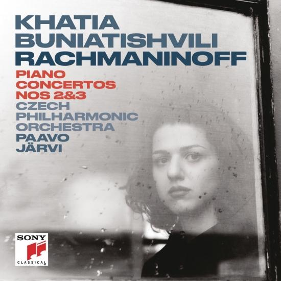 Cover Rachmaninoff: Piano Concerto No. 2 in C Minor, Op. 18 & Piano Concerto No. 3 in D Minor, Op. 30