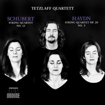 Cover Schubert: String Quartet No. 15 - Haydn: String Quartet No. 26