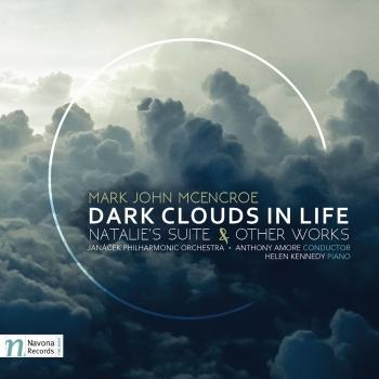 Cover Mark John McEncroe: Dark Clouds in Life