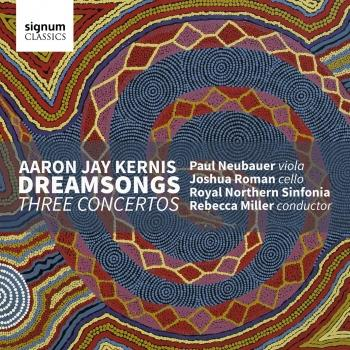 Cover Kernis: Dreamsongs - Three Concertos