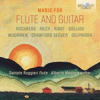 Cover Music for Flute and Guitar