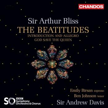 Cover Bliss: The Beatitudes, Introduction and Allegro & God Save the Queen