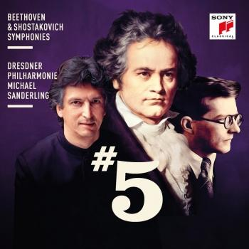 Cover Beethoven & Shostakovich: Symphonies No. 5