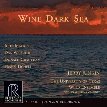 Cover Wine Dark Sea