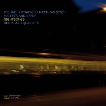 Cover Nightsongs (Mallets and Reeds)