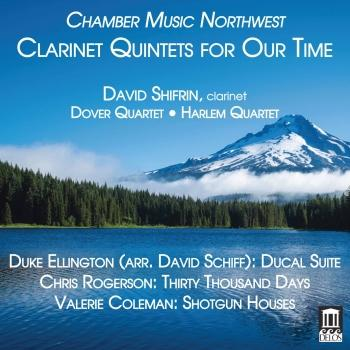 Cover Clarinet Quintets for Our Time