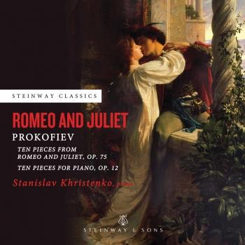 Cover Romeo and Juliet