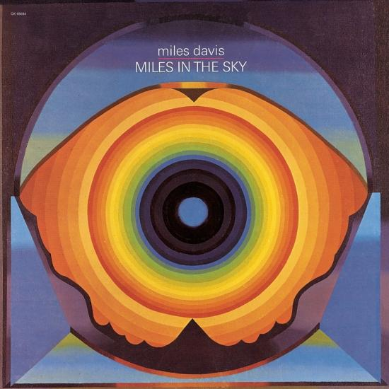 Cover Miles in the Sky (Remastered)