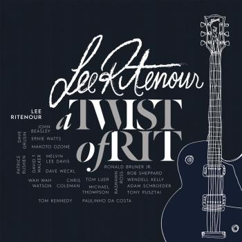 Cover A Twist Of Rit (Remaster)