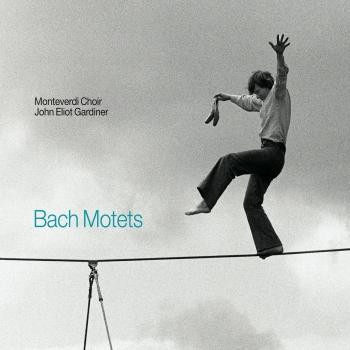 Cover Bach Motets